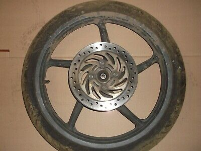 Genuine Honda Afs110 Wave Front Wheel With Disc And Tyre