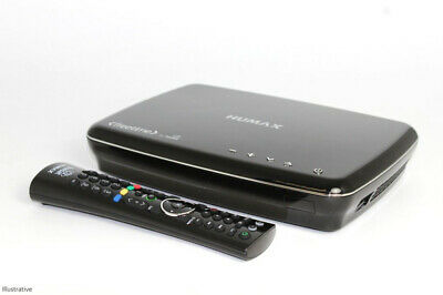 Humax HDR-1100S Freesat+ HD Box (WiFi & 1TB w/ FreeTime)