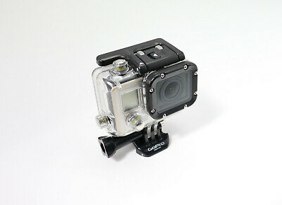 Gopro Hero 3 Black Edition Camcorder Hd 1080P / 4K Sdhc Video Cam & Head Strap