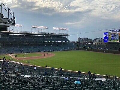 BUY 1 to 14  CHICAGO CUBS LOWER LEVEL TIX vs. CARDINALS- 6/7/19- Section 232
