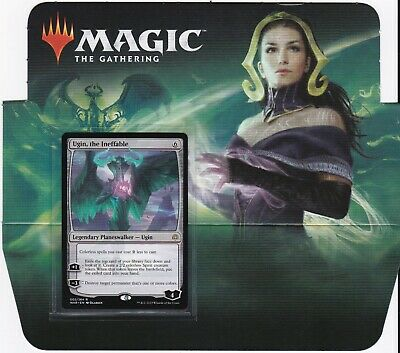 MTG - 1x Ugin, the Ineffable - War of the Spark - NM/MINT