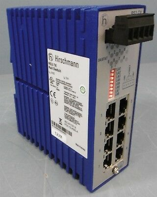 Hirschmann Rail Switch: RS2-TX