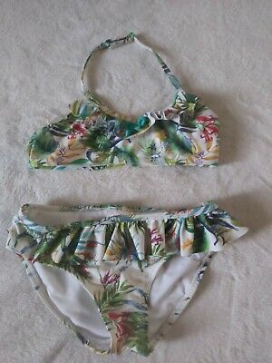 Girls Next Bikini Two Piece Aged 8 Years In Good Condition