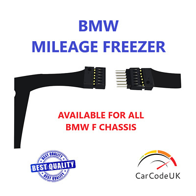 Mileage Correction for BMW F Series 1 2 3 4 5 X F10 F11 F30 F31 Blocking