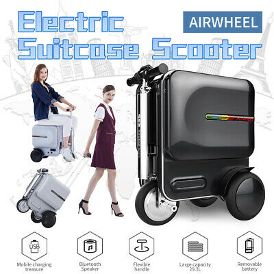 29.3L Airwheel S3 PC Suitcase Scooter Electric Travel Carry Luggage Business