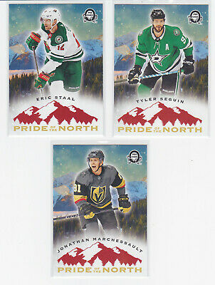 2018-19 O-Pee-Chee Coast To Coast PRIDE OF THE NORTH U-PICK Finish your Set OPC