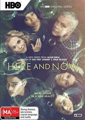 Here And Now : Season 1 (DVD, 2018, 4-Disc Set)