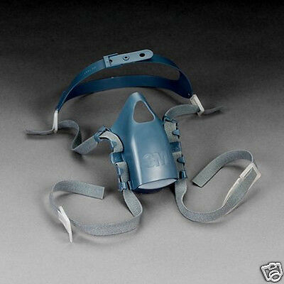 3M 7581 Head Harness Assembly Half Mask Respirator Replacement 7501 7502 7503 a