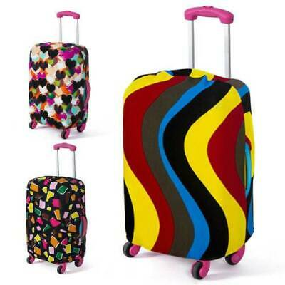 Protective Travel Luggage Cover Elastic Suitcase Bags Dustproof Protector Case