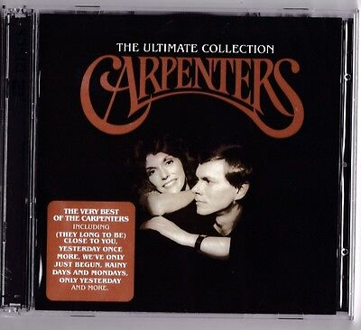 Carpenters - The ultimate collection The very best of  2CD Sealed - 2006A&M AUS