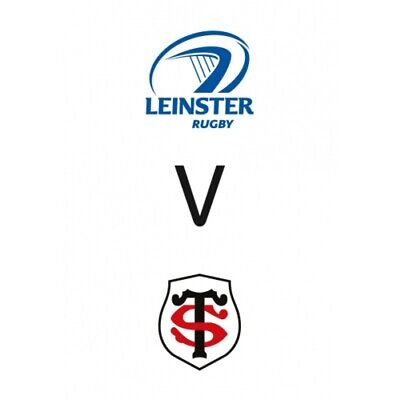 Leinster V Toulouse Champions Cup Semi Final 21/4/2019 Programme Pre Order