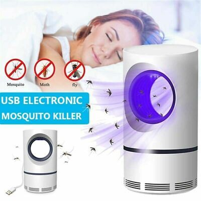 Electric Fly Bug Zapper Mosquito Insect Killer LED Light Trap Pest Control Lamp*