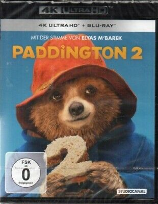 Paddington 2 -  (4K Ultra-HD) - BluRay - Neu / OVP