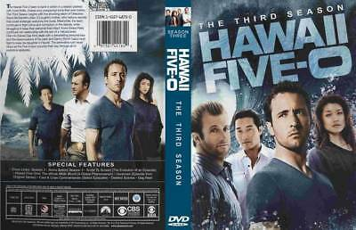 HAWAII FIVE O  -  season 3  (BRAND NEW BUT DISC 7 IS MISSING)