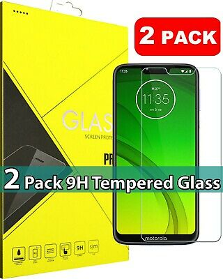 Premium Gorilla Tempered Glass Film Screen Protector For Motorola G7 Power 2019