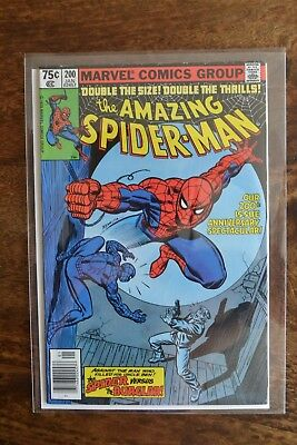 Amazing Spider-Man (1963 1st Series) #200 1980 Marvel VF+