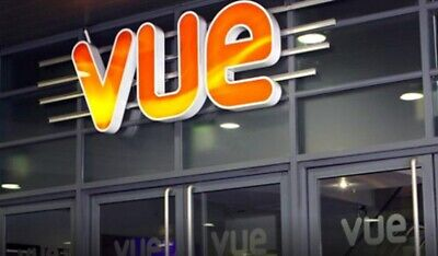 "Vue Cinema Code ""Non London"" Amazing Saving!!!"