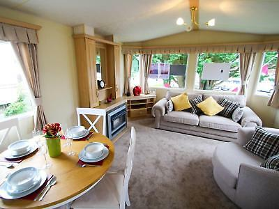 Static caravan for sale with 3 bedrooms at Pendine Sands Holiday Park