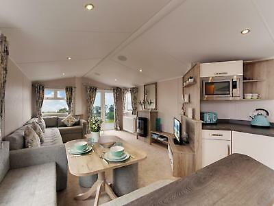 Brand new 2 bedroom luxury static holiday home at Pendine Sands