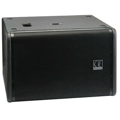 Audiophony iLINEsub12A 12-inch active subwoofer 700W + 700W with built-in DSP 12