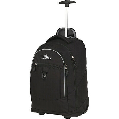 High Sierra Chaser Rolling Backpack 9 Colors