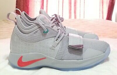 new arrivals 661ae 01e74 NIKE PLAYSTATION X PG Paul George 2.5 GS Wolf Grey PS4 ...