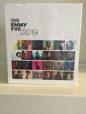 Hbo Fyc Emmy 2019 34 Dvd's Game Of Thrones Veep And More Sealed