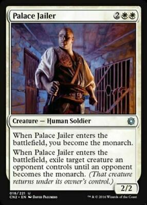 mtg Conspiracy Take the Crown NM SPARROW MAGIC 4x Archdemon of Paliano
