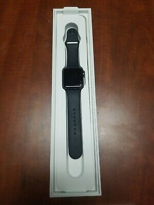 Apple Watch Series 3 42mm Cellular Aluminum - A1861 - Cellular  - USED