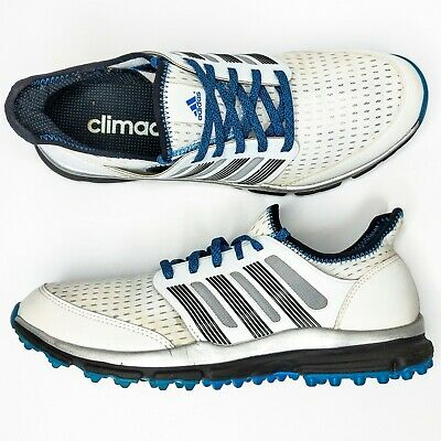 promo code f4e1d 9d973 ADIDAS Mens 9.5 Climacool Spikeless Golf Shoes Lightweight Breathable Mesh  Upper