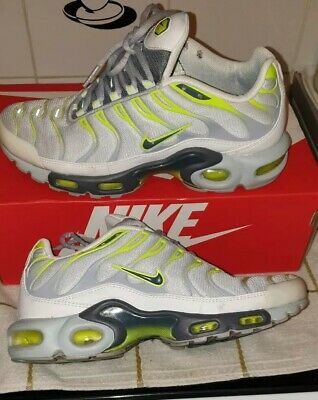 NIKE AIR MAX TN PLUS TXT TUNED 1 TRAINERS EXCLUSIVE OLIVE