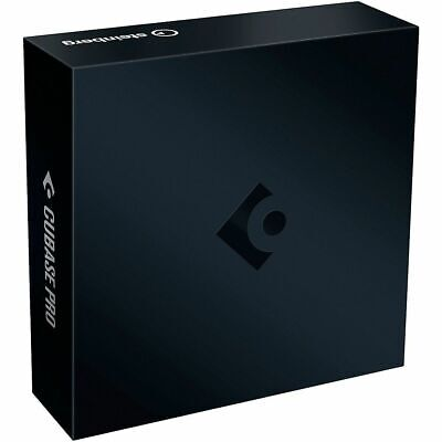 Steinberg cubase pro 10 USB eLicenser is included