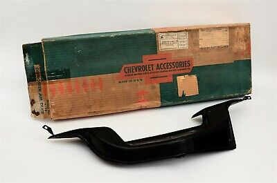 56 1956 Chevrolet Chevy Bel Air Metal Defroster Air Duct GM 987417 NOS