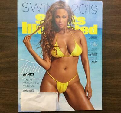 SPORTS ILLUSTRATED Swimsuit Issue 2019 Tyra Banks From Model To Mogul
