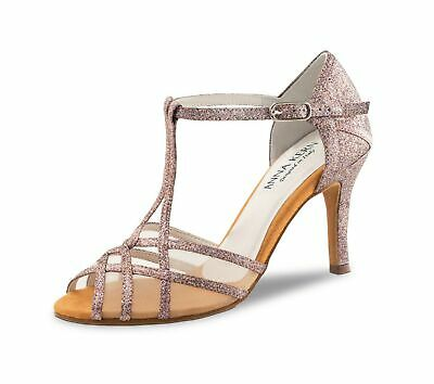 Anna Kern Women's 870-75 Dance Shoes, Womens, 870-75 5 Sparkle Multi