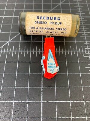 Pickering Redhead Stereo Cartridge With Needles - Seeburg Jukeboxes - 249755