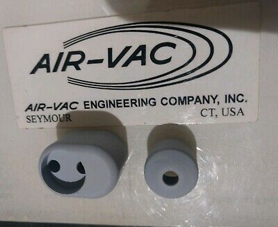 Air-Vac DRS R44-008 & R44-010-1 Silicone Fittings for Scavenger Solder Removal