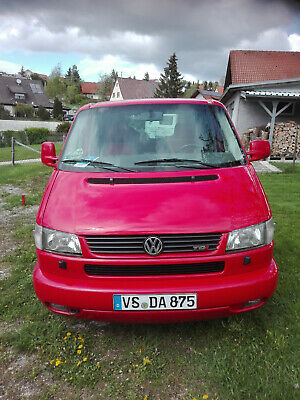 VW T4 2,5 TDI Multivan 151 PS 111 KW
