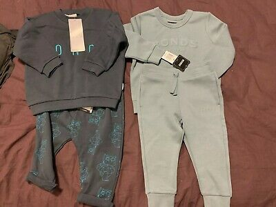 Bonds Size 1 Boys Bundle