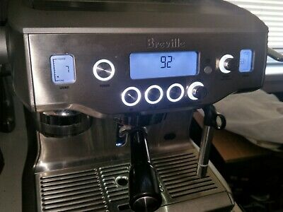 breville oracle coffee machine bes980 pickup