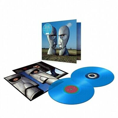 Pink Floyd - The Division Bell - 25th Anniversary (2LP Limited Blue Vinyl)