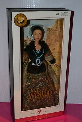 Es Barbie Doll 2004 Dolls Of The World Princess Of The Navajo Barbie Doll