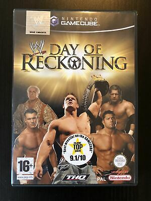 WWE DAY OF Reckoning 2 GameCube Complete Vgc - £10 50