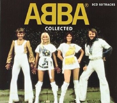 ABBA - Collected - Best Of / Greatest Hits - 3CDs Neu & OVP - Waterloo - SOS