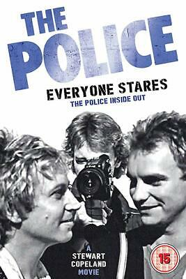 The Police - Everyone Stares - The Police Inside Out (DVD) PRESALE 31/05