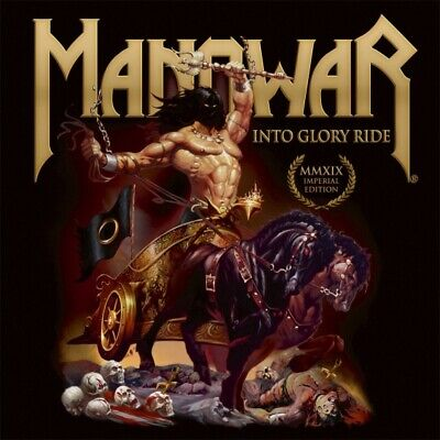 Manowar - Into Glory Ride - Imperial Edition MMXIX (CD) Presale 31/05