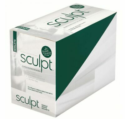 Horleys Sculpt 20 x 25g Sachets - Vanilla Dream