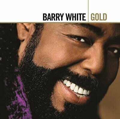 Barry White - Gold - 2CDs Neu & OVP -  Best Of / Greatest Hits
