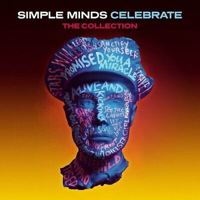 Simple Minds - Celebrate - Best Of / Greatest Hits - CD Neu & OVP - Waterfront