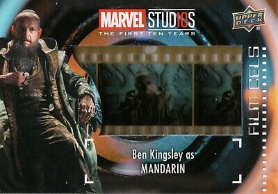 Marvel The First Ten (10) Years, Mandarin Film Cell Card FC-6